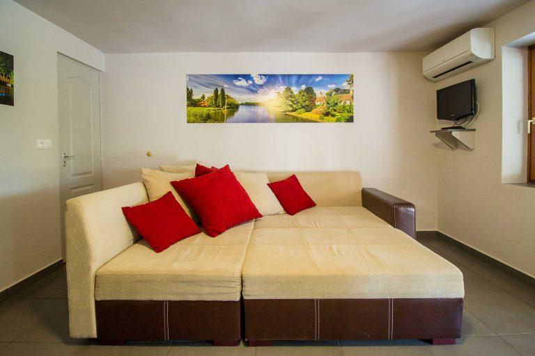 Holt-Körösparti Nyaraló - hálószoba