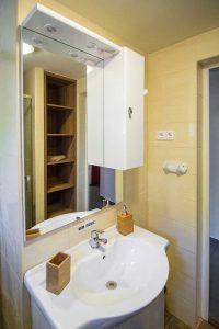 Holt-Körösparti Nyaraló - fürdőszoba