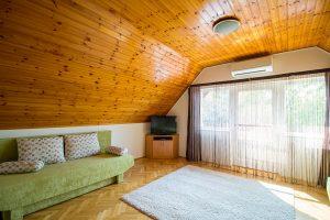 Holt-Körösparti Nyaraló - emeleti hálószoba
