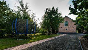 Villa Olívia Nyaraló - frontoldal 2.